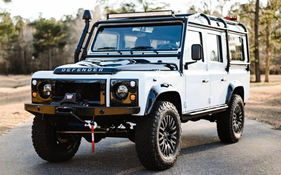 Land Rover Defender 110 by Osprey Custom Cars '1993