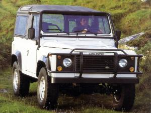 1993 Land Rover Defender 90 NAS Soft Top