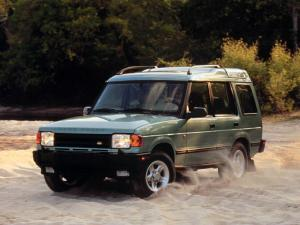 Land Rover Discovery 5-Door 1994 года (US)