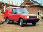 Land Rover Discovery Van 1994 года