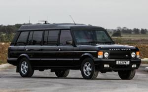1994 Land Rover Range Rover LSE Limousine Sultan of Brunei