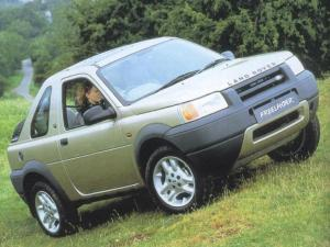 1997 Land Rover Freelander 3-Door