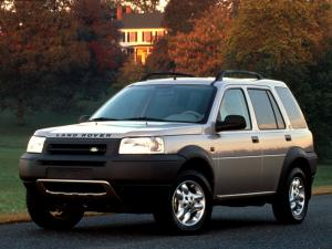 1997 Land Rover Freelander 5-Door
