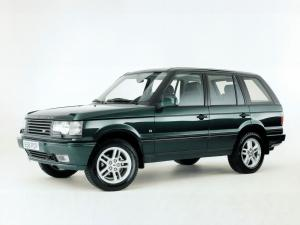 2000 Land Rover Range Rover 30th Anniversary