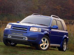 Land Rover Freelander Supercharged by Callaway 2001 года