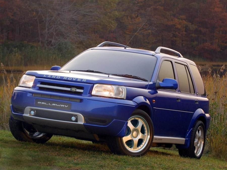 Land Rover Freelander Supercharged by Callaway
