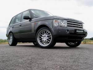 2002 Land Rover Range Rover by Cargraphic