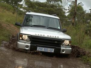 Land Rover Discovery 2003 года (ZA)