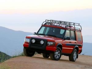 2003 Land Rover Discovery G4 Edition