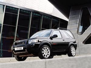 2003 Land Rover Freelander 3-Door