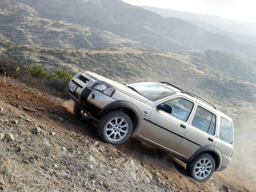 Land Rover Freelander 5-Door