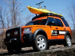 Land Rover Discovery 3 G4 Edition 2004 года