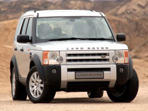 Land Rover Discovery 3 2005 года (ZA)