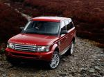 Land Rover Range Rover Sport Supercharged 2005 года