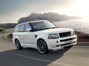 2005 Land Rover Range Rover Sport by Overfinch