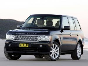 2005 Land Rover Range Rover Supercharged