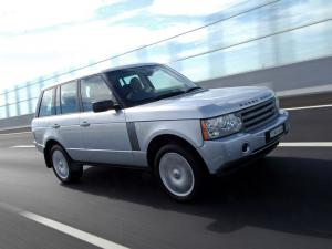 Land Rover Range Rover Vogue 2005 года