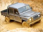 Land Rover Defender 110 Double Cab Pickup 2007 года (AU)