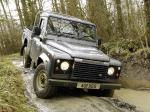 Land Rover Defender 110 High Capacity Pickup 2007 года