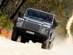Land Rover Defender 110 Station Wagon 2007 года
