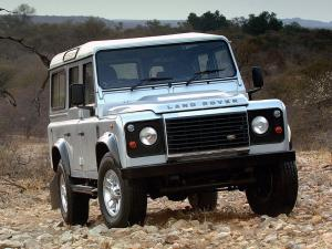 2007 Land Rover Defender 110 Station Wagon