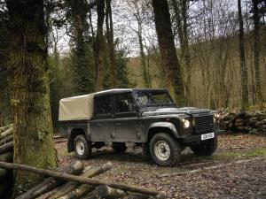 2007 Land Rover Defender 130 Double Cab High Capacity Pickup