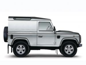 Land Rover Defender 90 Hard Top 2007 года