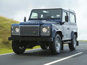Land Rover Defender 90 Station Wagon 2007 года (EU)