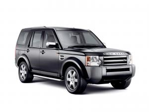 Land Rover Discovery 3 Pursuit Limited Edition 2007 года
