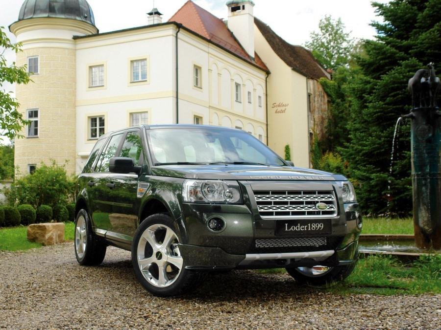 Land Rover Freelander by Loder1899