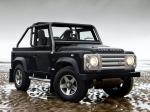 Land Rover Defender 90 SVX RHD 2008 года