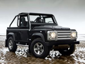 2008 Land Rover Defender 90 SVX RHD