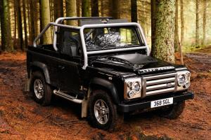 2008 Land Rover Defender SVX 60th Anniversary Edition