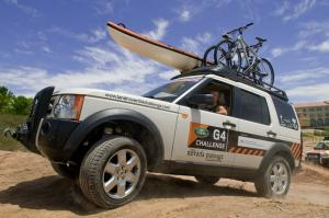 2008 Land Rover Discovery 3G4 Challenge Nevada