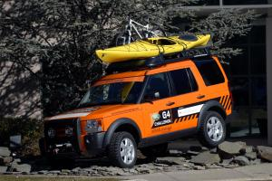 2008 Land Rover Discovery 3G4 Challenge