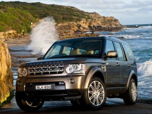 2009 Land Rover Discovery 4 3.0 TDV6