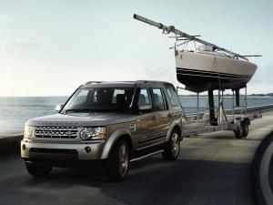 Land Rover Discovery 4 SDV6 HSE 2009 года