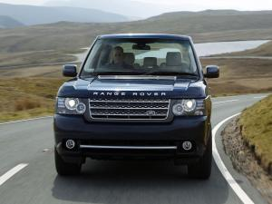 Land Rover Range Rover Autobiography 2009 года