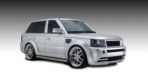 2009 Land Rover Range Rover Sport AR6 Stronge by Arden