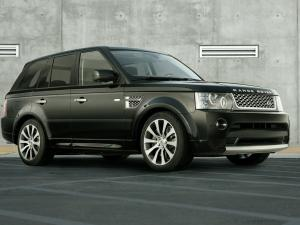 2009 Land Rover Range Rover Sport Autobiography