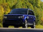 Land Rover Range Rover Sport Supercharged 2009 года