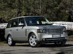 Land Rover Range Rover Supercharged 2009 года