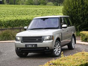 Land Rover Range Rover Vogue TDV8 2009 года (AU)