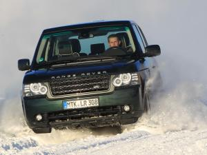 Land Rover Range Rover Vogue 2009 года