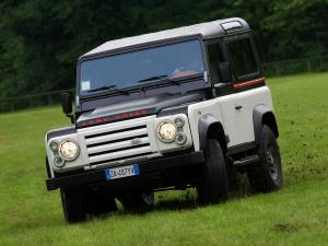 Land Rover Defender 90 by Aznom 2010 года