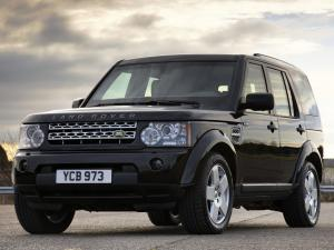Land Rover Discovery 4 Armored 2010 года