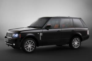 Land Rover Range Rover Autobiography Black 40th Anniversary Limited Edition