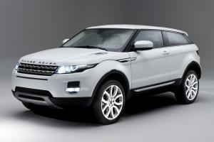 2010 Land Rover Range Rover Evoque 3-Door