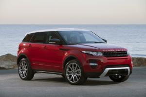 Land Rover Range Rover Evoque 5-Door 2010 года