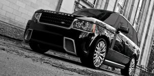 2010 Land Rover Range Rover RS500 by Project Kahn